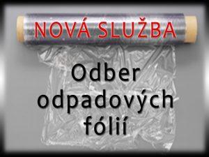 Odber Odpadových Fólií